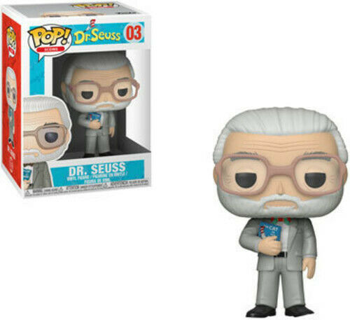 Dr. Seuss - Dr. Seuss - Funko Pop! Icons: (Toy New)
