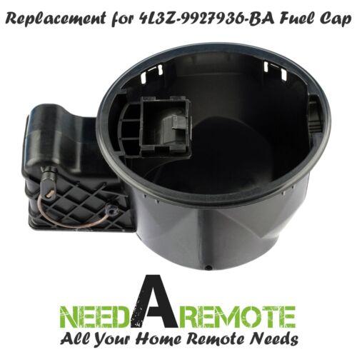 For 2004-2008 Ford F-150 Fuel Filler Neck Door Cap Housing Gas Tank Lid Hinge