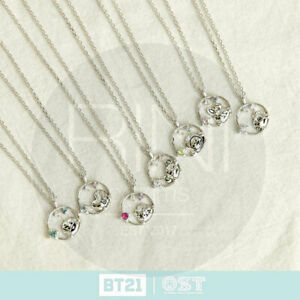 BTS-BT21-Official-Authentic-Goods-Silver-Necklace-Ver2-by-OST-Tracking