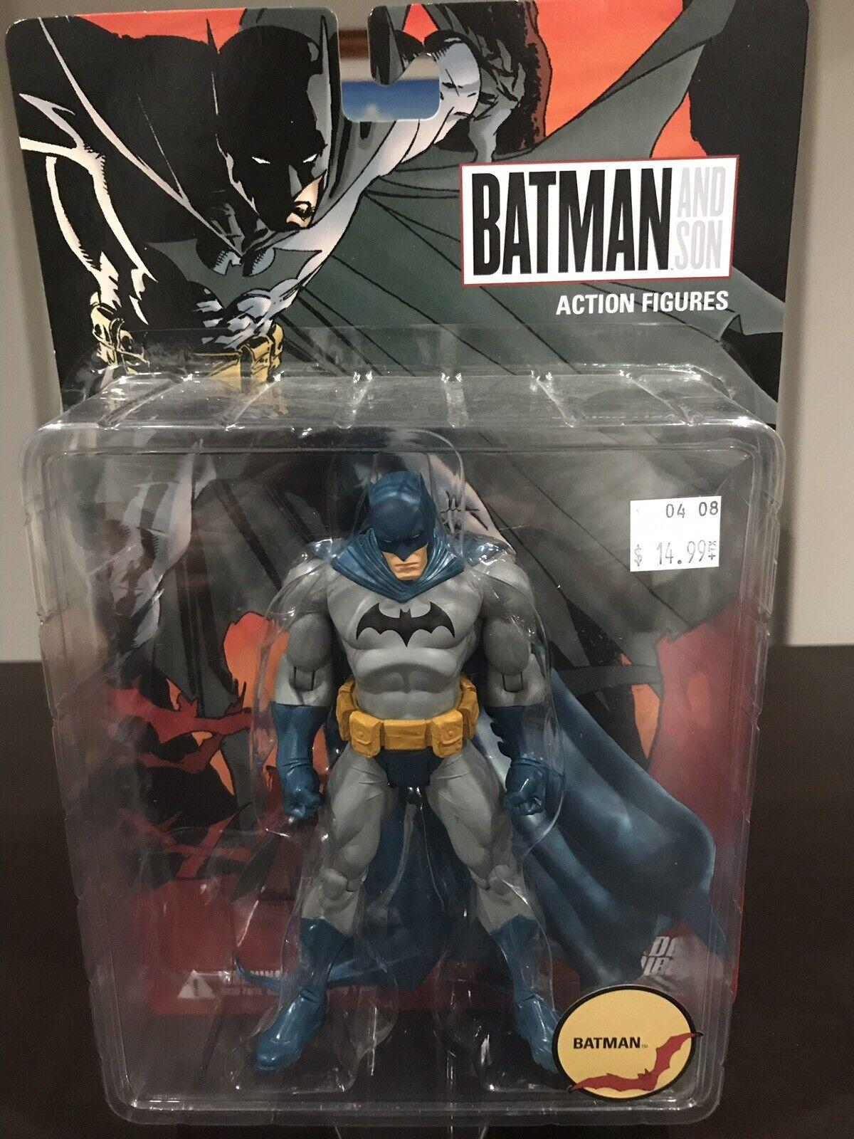 DC Direct Batman And & Son Action Figure Robin Damian Joker Ninja Manbat