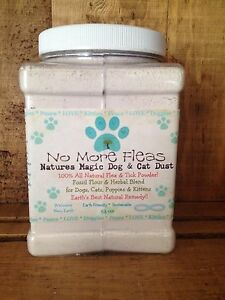 Organic Flea Powder For Cats