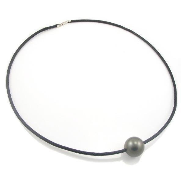12-13 mm Genuine Natural Tahitian black Pearl 14K or Blanc Boucles D/'oreille PE51