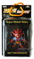 Banpresto Super robot wars mini chogokin compact GETTER DRAGON toy action figure