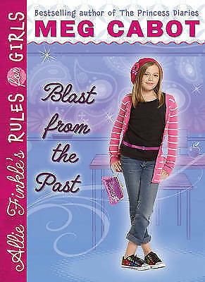 1 of 1 - Blast from the Past (Allie Finkle's Rules for Girls-ExLibrary