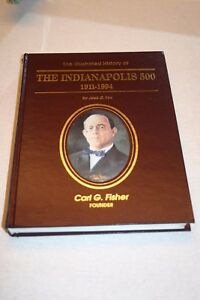 ILLUSTRATED-HISTORY-OF-THE-INDIANAPOLIS-500-Jack-Fox-1994-4th-Edition