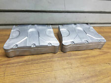 Custom 2 piece Rocker Boxes Harley Evo Ultima S&S Motor Engine unfinished PAIR!