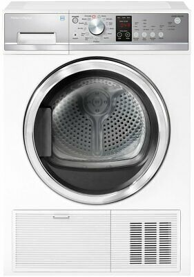 Details about  Fisher & Paykel DH8060P1 8kg Heat Pump Condensing Dryer