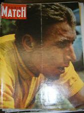 Paris Match N° 798 25 juillet 1964 Tour de France 1964 Anquetil Goldwater