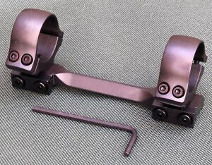 CZ527-1-piece-rifle-scope-mounts-30mm-rings-and-base-STEEL-MATTE-finish
