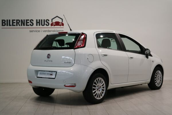 Fiat Punto 0,9 TwinAir 85 billede 1