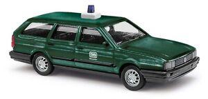Busch-48117-VW-Passat-Railway-Police-Car-Model-1-87-H0