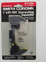 SMITH CORONA 1 LIFT-OFF CORRECTING CASSETTE H SERIES H21060 RIGHT RIBBON SYSTEM