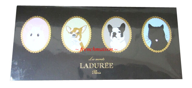 Laduree French Paris MACARON Sticky MEMO Notes Dog Cat Mouse New U.S. Seller