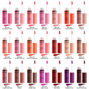 """1 NYX Butter Gloss Lip - BLG """"Pick Your 1 Color"""" Joy's cosmetics"""