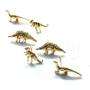 Allencoco Dinosaur Earring 20865402 Earrings Fashion Jewelry 925 Silver Italina Whole