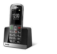 Unlocked Big Button Senior Mobile Phone Easy to Use SOS ICE2 Button -MaxCom 720