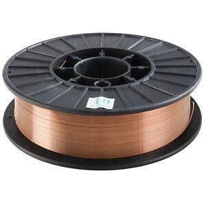 SG2 Schweißdraht Schutzgasschweißdraht 0,8 mm 5kg Stahldraht Schutzgas MIG MAG