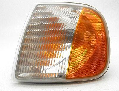 NEW FRONT TURN SIGNAL LIGHT PAIR FITS FORD F-150 1997 F65Z-13201-AD F65Z13201AD