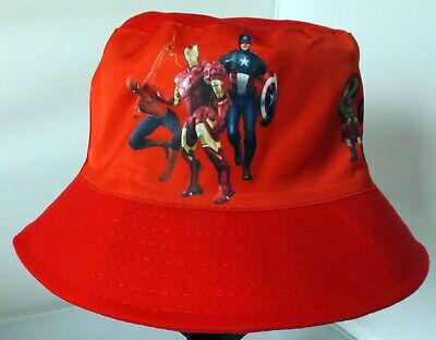 Top Quality Avengers Children/'s Cotton Bucket Hat