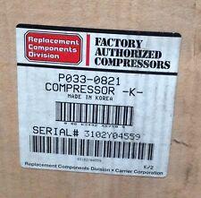 Discount Hvac Cp P0330821 Carrier Compressor 208230v 1ph Hpac Free Freight