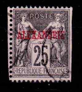 1899-1900-Alexandrie-Y-amp-T-N-11-Oblitere