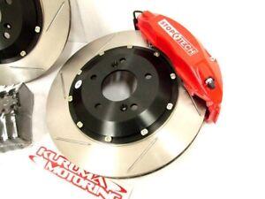 Stoptech Brake Kit >> Details About Stoptech Front Big Brake Kit Bbk 06 07 Audi A4 B7 355mm