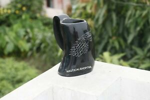 Beer-Drink-ware-Medieval-Viking-Ale-Horn-Mug-Collectibles-Breweriana
