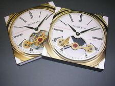 Horlogerie Tiffany Timepieces Loring J. 2004 album historique illustré 2004