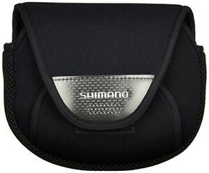Shimano-reel-case-reel-guard-for-spinning-PC-031L-black-S-785794-Japan