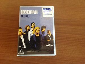 JEBEDIAH-N-D-C-NDC-ORIGINAL-DVD-AND-COVER-LIMITED-EDITION