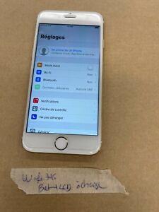 APPLE IPHONE 6 64Go Wifi HS et Ecran et batterie à changer !
