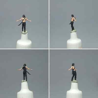 The Crow ERIC DRAVEN Custom Carded Minifigure Display Mini-figure Brandon Lee