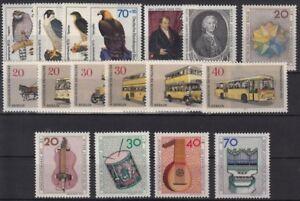 BERLIN-Lot-aus-Jahrgang-1973-postfrisch-ansehen-TOP-MW-18-20905-2