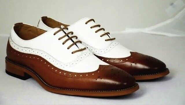 Hand Latest Stitched Uomo Latest Hand Designer Two Tone Shaded Pelle Shoes, formal wear 407272