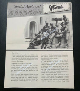 Vintage-SPECIAL-APPLAUSE-Issue-THE-VICTORS-1964-Peppard-Hamilton-MPAA-Mailer