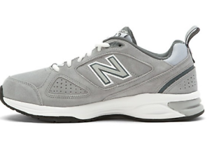 New-Balance-MX623GS3-Grey-Suede-Mens-Training-Shoes