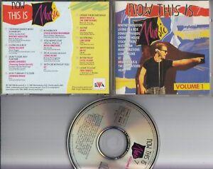 NOW THIS IS MUSIC 7 VOL1 1987 CD U2 Stock/Aitken/Waterman Heart Labi Siffre