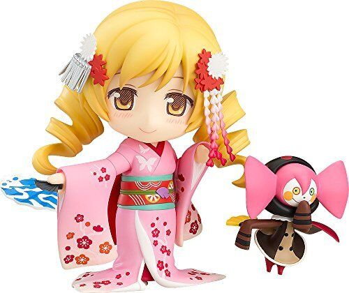 Nendoroid 770 Madomagi Mami Tomoe: Maiko Ver. Figure from Japan NEW