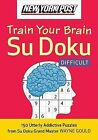 New York Post Su Doku Difficult by HarperCollins Publishers Inc (Paperback, 2008)