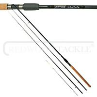 Oakwood 11ft Avon Style Twin Tip Barbel Fishing Rod 1.75lb T/c With Cloth Bag