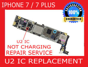 best website 91076 c8d11 Details about iPhone 7 Charging IC U2 Chip Motherboard Repair Not Charging  Fix Service