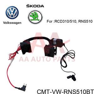 Details about CMT Volkswagen Skoda Bluetooth Module for RCD310 510 RNS510  Bolero Columbus