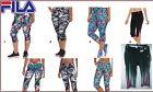 Women's FILA SPORT Assorted Absolute Workout Capri Skimmers Size:S-XS-M-L-XL