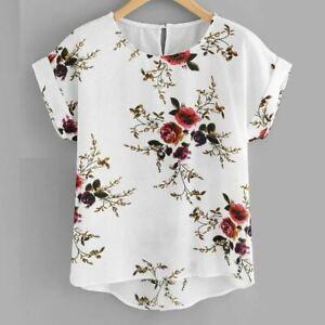 Blusa-de-Moda-para-mujer-Tops-blusas-de-manga-corta-de-nuevo-estilo-camisa-Mejor