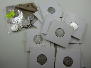 Ideal coin for your set Choice coins from a mint roll 1958 Sixpence Australia