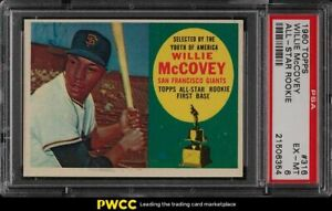 1960-Topps-Willie-McCovey-ROOKIE-RC-316-PSA-6-EXMT