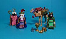 Playmobil Christmas/ Weihnachten ~ Three Wise Kings/ Heilige Drei Könige (3997)