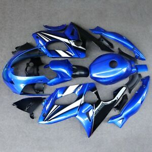 Fit-for-YAMAHA-YZF600R-1996-2007-ABS-Injection-Fairing-Bodywork-Panel-Kit-Set