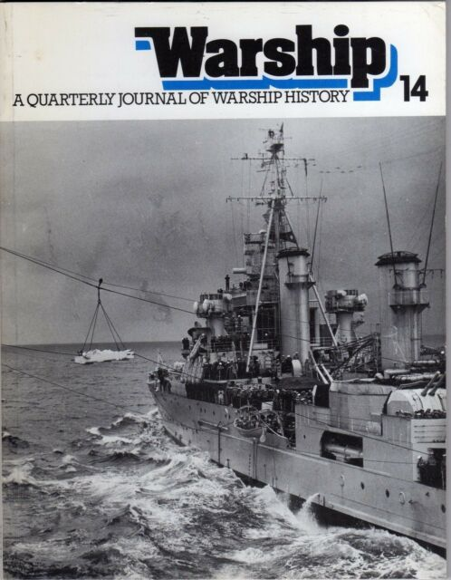 Warship Quarterly No 14 (Conway 1980 1st)