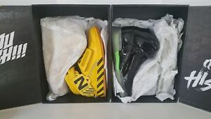 Details about Reebok Alien Stomper Battle Pack Final Scene Black Yellow  Mens sizes 5b276f653